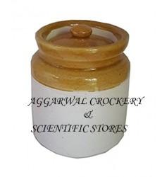 Aggarwal Crockery & Scientific Stores Pickle Jar 1 kg