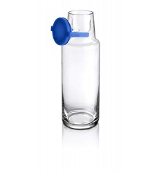 BORGONOVO Fenice 1LTR Glass Bottle Closed lid