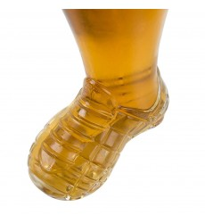 Borgonovo Boot Soccer Beer Glass 300 ML, 1 Pc