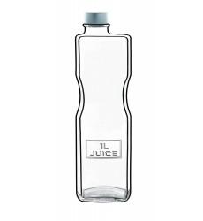Luigi Bormioli Juice Bottle 1ltr. with Screw Cap