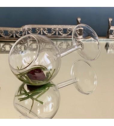 Glass For Eating/drinking Tilted 500ml