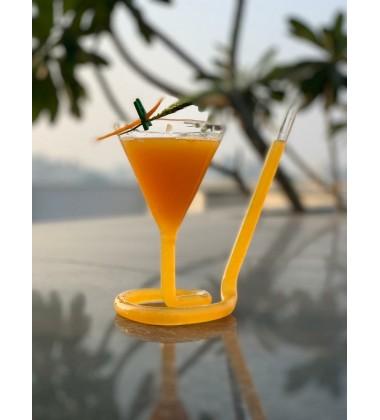 Martini with inbuilt Straw 200ml