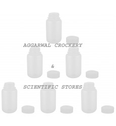 Aggarwal Crockery & Scientific Stores Reagent Wide Mouth Bottle(60 ml)