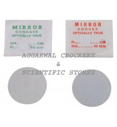 Aggarwal Crockery & Scientific Stores Convex & Concave Mirror 50mm
