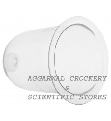 Aggarwal Crockery & Scientific Stores Bell Jar Large (22.5 cm, Clear)