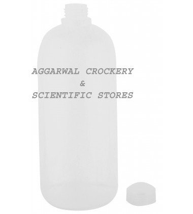 Aggarwal Crockery & Scientific Stores Reagent Narrow Mouth Bottle(500 ml)