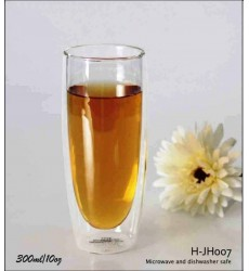 Double Wall Hiball Glass 300ml (Pack of 2 pcs)
