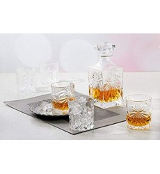 RCR Crystal Oasis Whisky Decanter 85cl