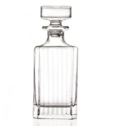 RCR Crystal Timeless Whisky Decanter 750 ml