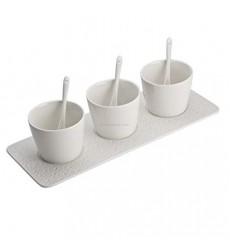 Ceramics Blissful Intimacy 7 Pcs. Multipurpose Set