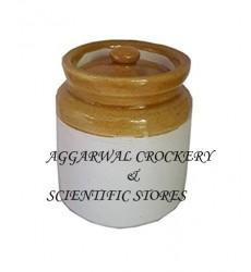 Aggarwal Crockery & Scientific Stores Pickle Jar 100 gm