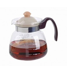 Bar Girasol Glass Teapot 850ml