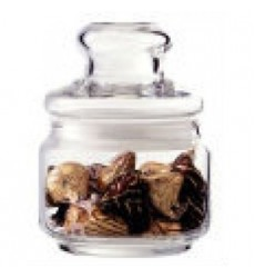 Ocean Pop Jar Set, 325ml, Set of 6