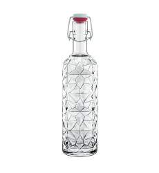 34 oz , Clear : Luigi Bormioli Prezioso Bottle, 34 oz, Clear
