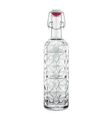 34 oz , Clear : Luigi Bormioli Prezioso Bottle, 34 oz, Clear