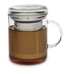Aggarwal Crockery & Scientific StoresTeas 14 oz. Glass Mug & Infuser