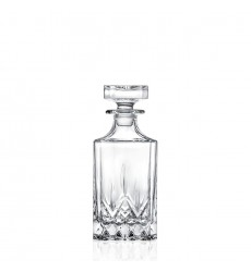 RCR Opera Square Whisky decanter (750 ml)