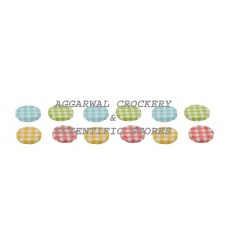 Aggarwal Crockery & Scientific Stores Glass Milk Bottle Lid, 200ml, Pack of 2, White