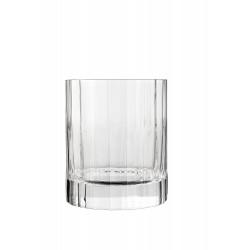 Luigi Bormioli Bach Double Old Fashioned Glass 11-1/4-Ounce Set of 6