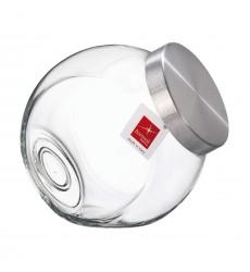 Bormioli Rocco Pandora Jar with INOX Lid (Pack of 1)