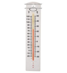 Aggarwal Crockery & Scientific Stores Plastic Room Thermometer (195mm)