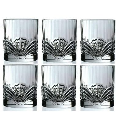 RCR Aurea Whiskly Glass 28cl by Merahomestore