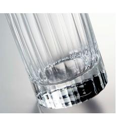 Luigi Bormioli Bach Beverage Glass, 16-1/4-Ounce, Set of 6