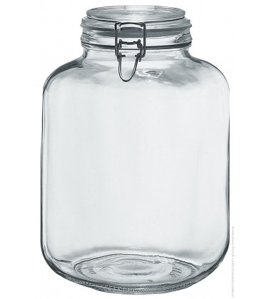 Borgonovo Primizie Food Jar 4250ml , Set of 2