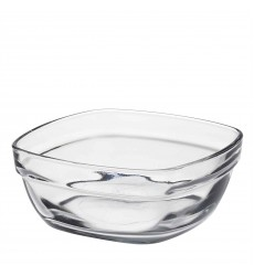 Duralex Lys Carre Bowl 150ml, Set of 6