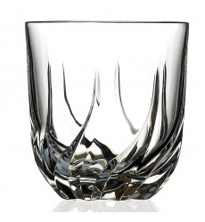 Rcr Crystal Trix Collection Double Old Fashioned, Set of 6