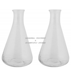 Aggarwal Crockery & Scientific Stores Conical Flask (500 ml)