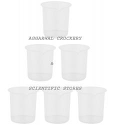 Aggarwal Crockery & Scientific Stores Beaker (100 ml)
