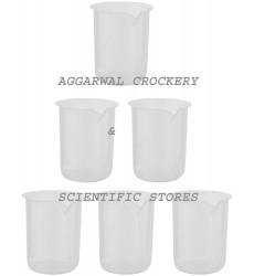 Aggarwal Crockery & Scientific Stores Beaker (250 ml)