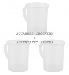 Aggarwal Crockery & Scientific Stores Measuring Jug (250 ml)