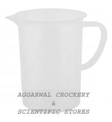 Aggarwal Crockery & Scientific Stores Measuring Jug (500 ml)