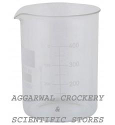 Aggarwal Crockery & Scientific Stores Beaker 500ml Borosilicate Glass