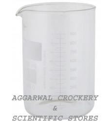 Aggarwal Crockery & Scientific Stores Beaker 1000ml Borosilicate Glass