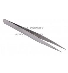 Aggarwal Crockery & Scientific Stores Pointed Forceps (Pack of 3)