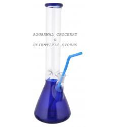 Aggarwal Crockery & Scientific Stores Junior Blue Mason/Cocktail/Pitcher Jar 400ml
