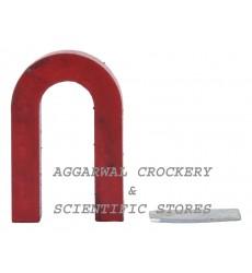"""Aggarwal Crockery & Scientific Stores HorseShoe/U-Magnet 2"""""""