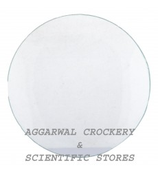 Aggarwal Crockery & Scientific Stores Watch Glass 100mm (Laboratory) Pack of 10