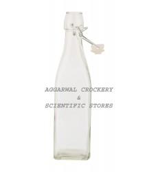 Aggarwal Crockery & Scientific Stores Glass Bottle White 500 ml