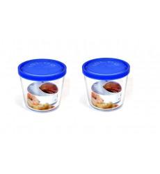 Borgonovo Igloo Jar, 350ml, Set of 2pcs