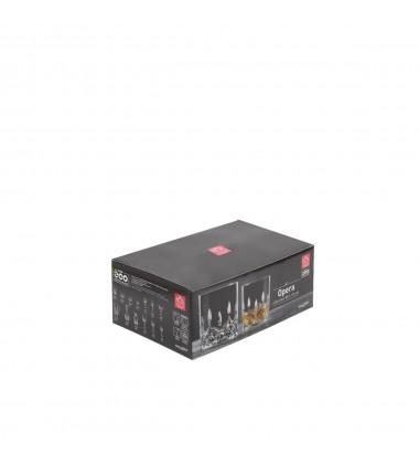RCR DOF Tumblers - Opera 6 x 30cl