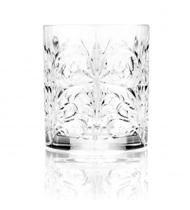 RCR Bicchiere Double Old Fashioned Tattoo Tumbler 337ml