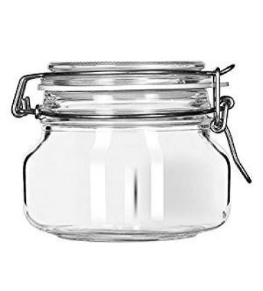 Borgonovo Food Jar Primizie Hermet 500ml