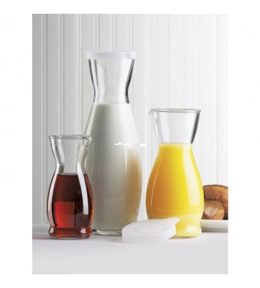 Borgonovo Indro Carafe With Transparent Lid 500ml