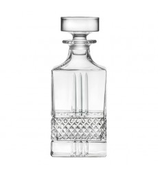 RCR Brillante Whiskey Decanter
